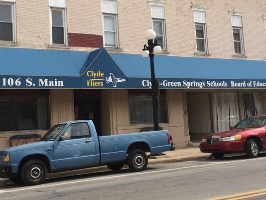 Clyde-GS School Board