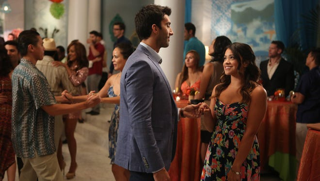In CW's 'Jane the Virgin,' Gina Rodriguez plays a girl who gets pregnant after her doctor accidentally inseminates her.