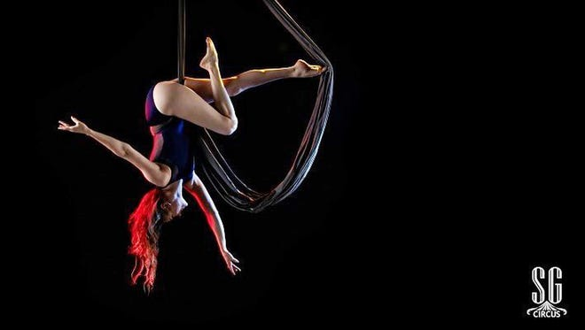 Christy Rose of Suspended Gravity.