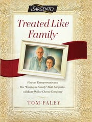 """Treated Like Family"" will be available on April 10. Sargento is currently accepting preorders of the biography."