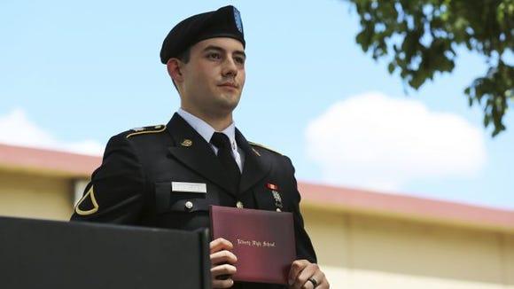 harland fletcher graduation