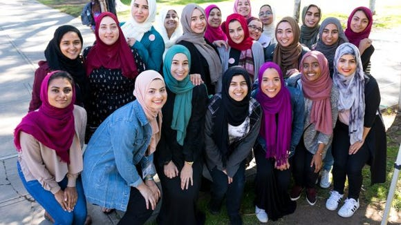 hijab day uc-riverside