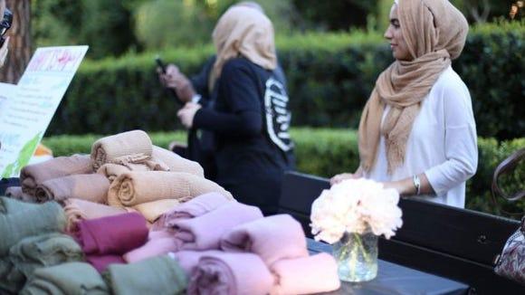ucla hijab day