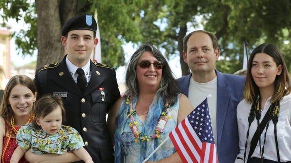military uniform graduation