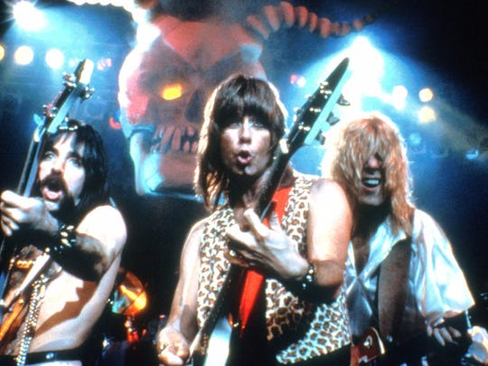 """Harry Shearer, Christopher Guest and Michael McKean star in """"This Is Spinal Tap."""""""