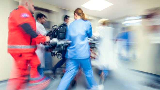 Emergency Medical Services (EMS) week will be celebrated May 21-27 this year. One of the most common issues our EMS staff sees on a daily basis is injuries from falls.