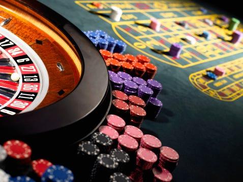 Larry mullins casino