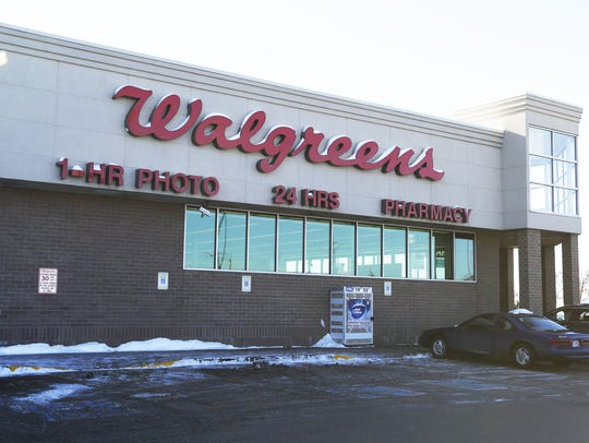 Walgreens at Ninth Avenue and Koeller Street in Oshkosh