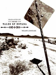 """The cover of """"Life after Death: Tales of Nevada."""""""