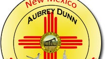 NM Land Office logo