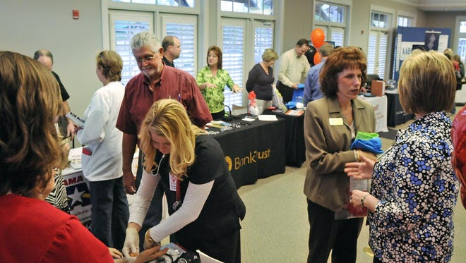 A Prattville Area Chamber of Commerce networking event takes place Thursday.