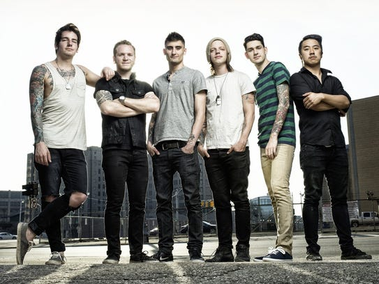 Troy band We Came As Romans has had a busy year and