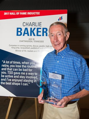 Charlie Baker, age 90, of Chattanooga