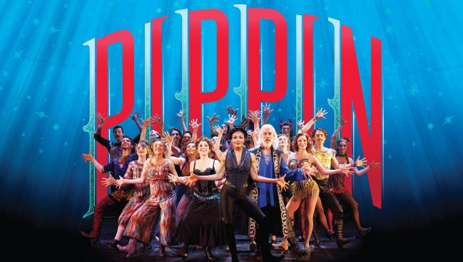 """Pippin"" will come to Cincinnati in October."