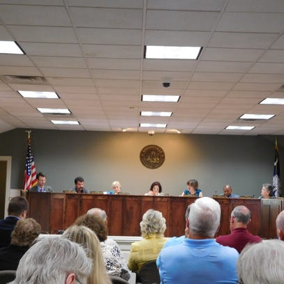 Simpsonville City Council approved a 2017-2018 budget