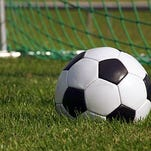 The Brighton girls soccer team won a district title on Saturday.