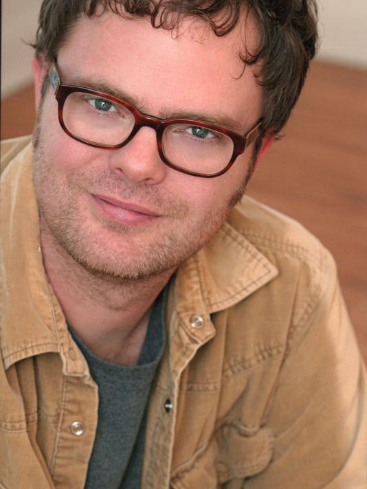 Rainn Wilson - MAIN ART