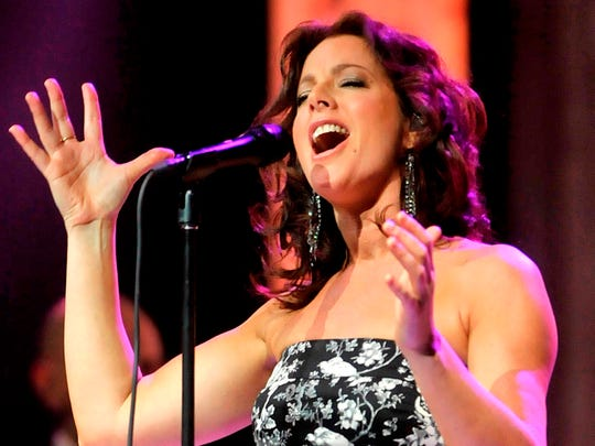 Sarah McLachlan will perform on March 10 at the Murat Theatre in Old National Centre.