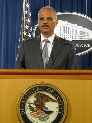 Will U.S. Attorney General Eric Holder speak to the family of the Ferguson, Mo., police officer? They need comfort, too.