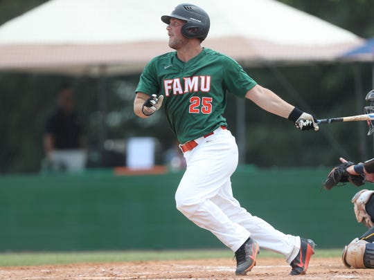 FAMU's Jacky Miles led the team in batting average