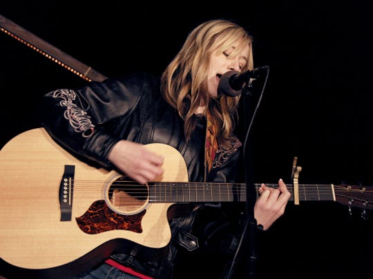 Kayla Kroh will perform Nov. 18 at the Capitol Theatre.