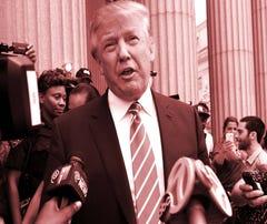 Dive into Donald Trump's thousands of lawsuits