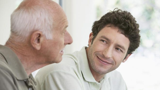 Many families are impacted in some way by Alzheimer's disease. Today, 60 percent of family members provide care for an aging parent.