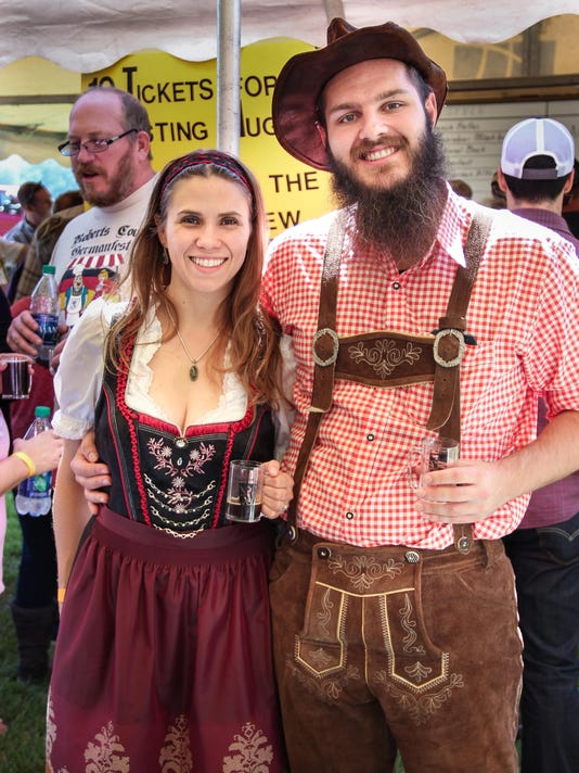 GermanfestCouple