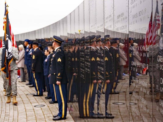 DMAVA to award service medals PHOTO CAPTION