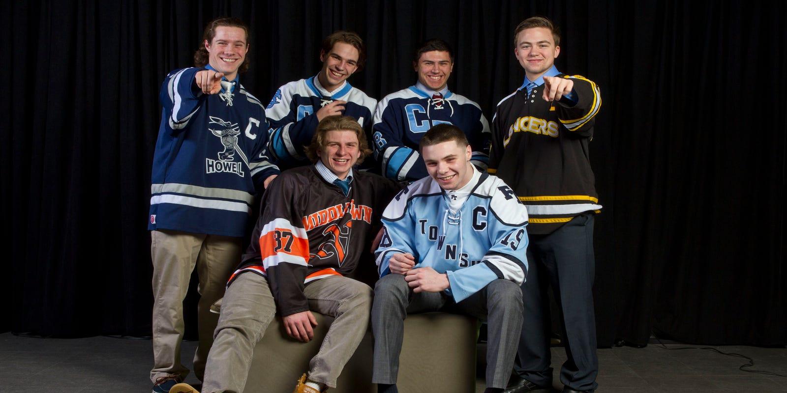 Meet the 2015 All-Shore Ice Hockey Team