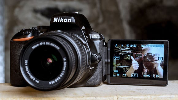 This Nikon DSLR comes with two lenses for only $600
