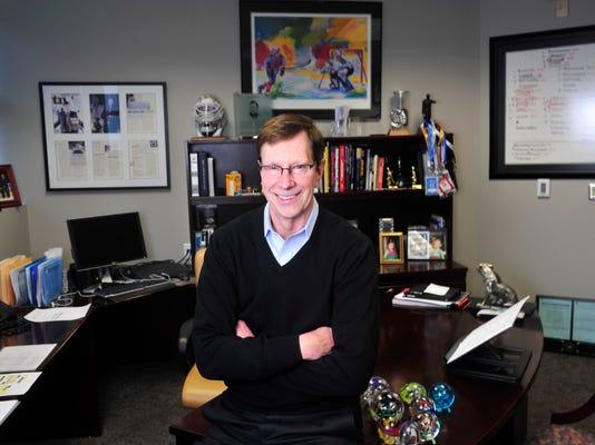 David Poile, GM of the Predators