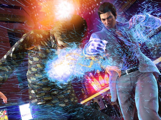 The Dragon of Dojima can still throw down some mean combat moves in Yakuza 6: The Song of Life for PlayStation 4.
