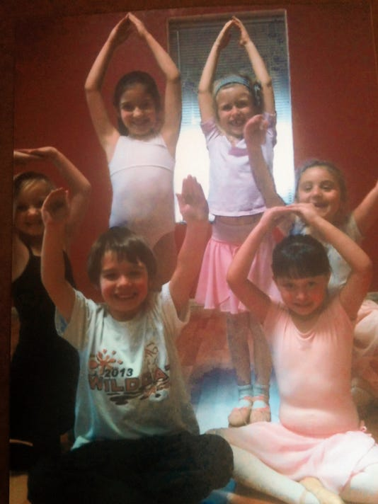 Submitted Photo   Put on your dance shoes, kids. Dance classes start through Luna Star Dance Studio on Monday, offering tap, ballet and jazz for dancers 5 years and up, and preschool tap and ballet combination classes for 3- and 4-year olds. For more information, email to: lunastardance@gmail.com or visit Facebook at https://www.facebook.com/groups/lunastardance/. Classes are held at Gabe's Fitness, 1400 S. Ruby. St.