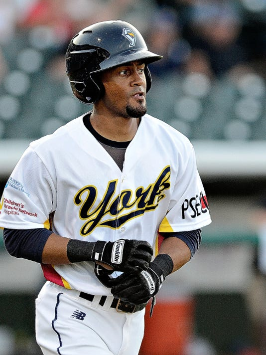 York Revolution infielder Eric Patterson is hoping his team can improve on its dismal first-half record.