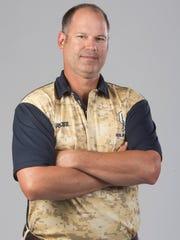 Earle McCauley, Gulf Breeze High, Lacrosse Coach of the Year