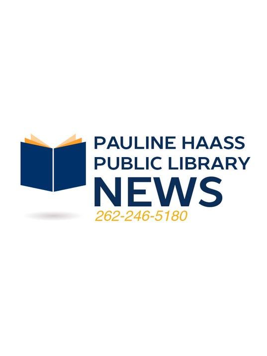 Pauline Haass Public Library News