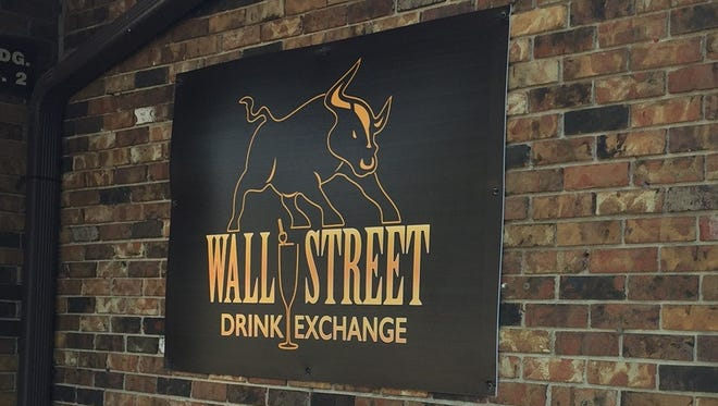 Wall Street Drink Exchange is open at 890 Elm Grove Road at Wall St. in Elm Grove.