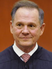 Alabama Supreme Court Chief Justice Roy Moore ordered