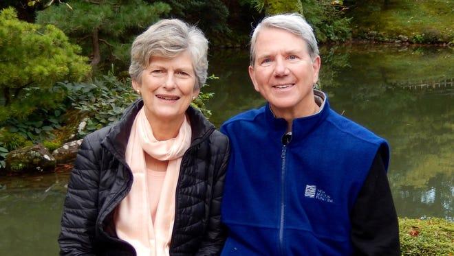 Joan and Robert Murray.