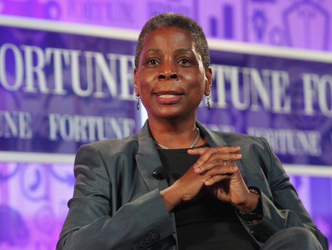 General Motors on Tuesday named its global product chief, Mary Barra, the new CEO. Other women at the top include chairman and CEO of Xerox Ursula Burns, who speaks at the Fortune Most Powerful Women Summit on Oct. 17 in Washington.