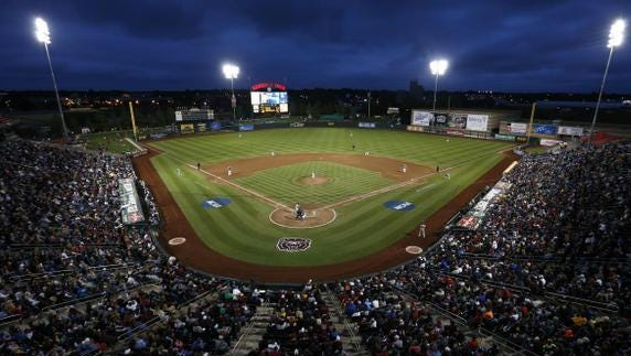 Hammons Field was the place to be to follow Missouri State's NCAA run last spring.