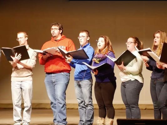 Clarion University Chamber Singers
