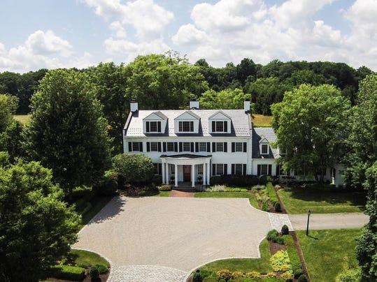 5 new jersey homes to aspire to for Prestige homes new brunswick