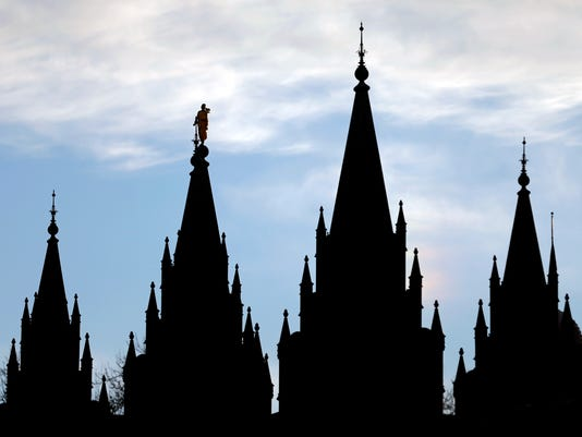 LDS Salt Lake Temple