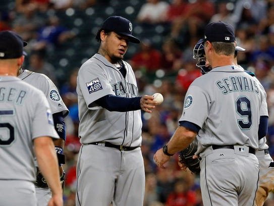 Felix Hernandez likely will never return to his Cy