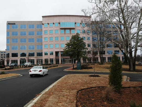 Pinnacle Financial Partners has a new office building