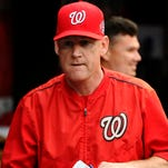 MLB managerial carousel