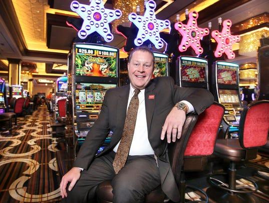 Horseshoe casino chad barnhill