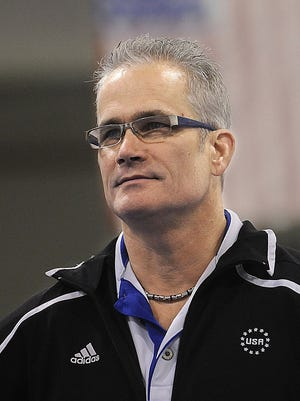 John Geddert is a one-time U.S. Olympics women's gymnastics coach. He was suspended by USA Gymnastics on Jan. 22, 2018, after being accused of being an abusive coach. He was the president of USA Gymnastics member club Twistars.